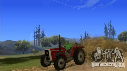 Massey Ferguson 4X4 by Harinder Mods для GTA San Andreas
