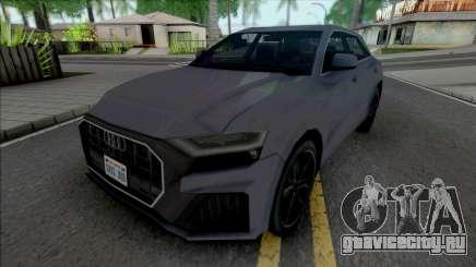 Audi Q8 2019 Improved для GTA San Andreas