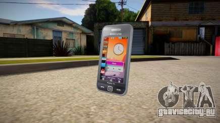 Samsung Star TV S5233T для GTA San Andreas