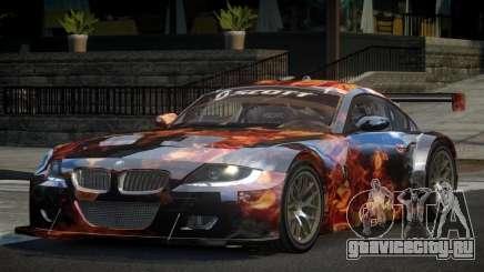 BMW Z4 BS Racing PJ5 для GTA 4