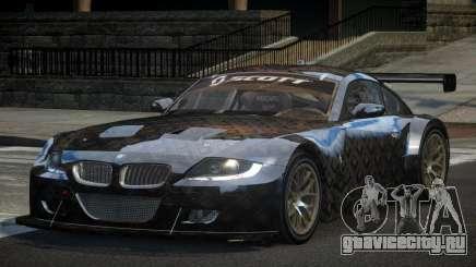 BMW Z4 BS Racing PJ3 для GTA 4