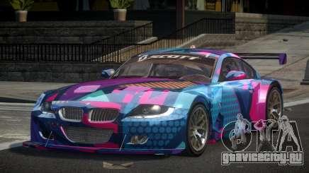 BMW Z4 BS Racing PJ2 для GTA 4