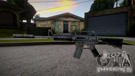 M4 from Counter Strike 1.6 для GTA San Andreas