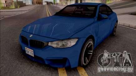 BMW M4 Improved v2 для GTA San Andreas