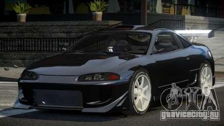 Mitsubishi Eclipse 90S для GTA 4