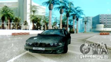 BMW E39 Бродяга для GTA San Andreas