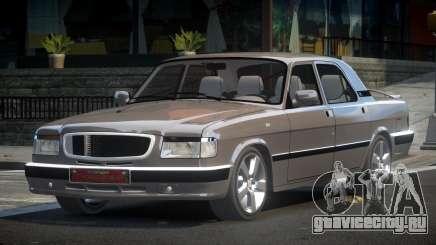 GAZ 3110 GS V1.0 для GTA 4
