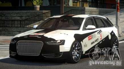 Audi RS4 BS-R PJ9 для GTA 4