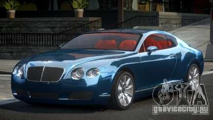 Bentley Continental GT GS-R для GTA 4