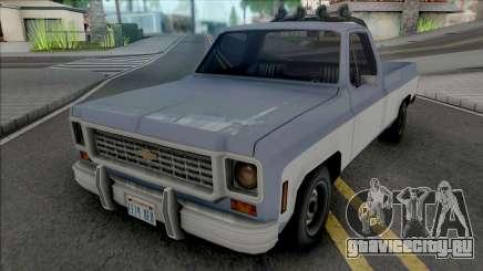 Chevrolet Cheyenne 1973 SA Style для GTA San Andreas