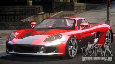 Porsche Carrera GT BS-R L1 для GTA 4