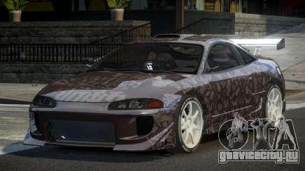Mitsubishi Eclipse 90S PJ2 для GTA 4