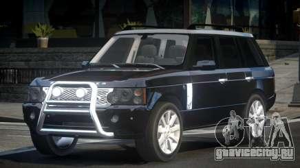 Range Rover Supercharged BS V1.0 для GTA 4