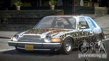 AMC Pacer 70S L10 для GTA 4