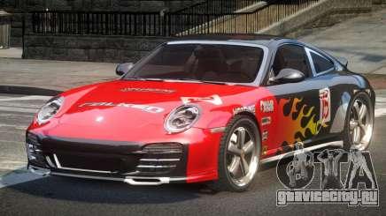 Porsche 911 GST-C PJ9 для GTA 4