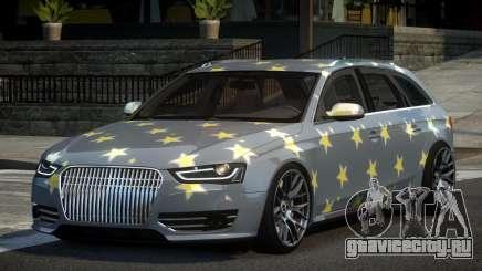 Audi RS4 BS-R PJ8 для GTA 4