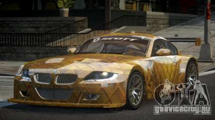 BMW Z4 BS Racing PJ7 для GTA 4