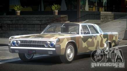 Lincoln Continental 60S L7 для GTA 4