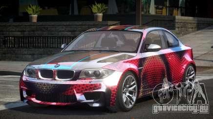 BMW 1M E82 GT L8 для GTA 4