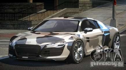 Audi R8 BS-G L4 для GTA 4