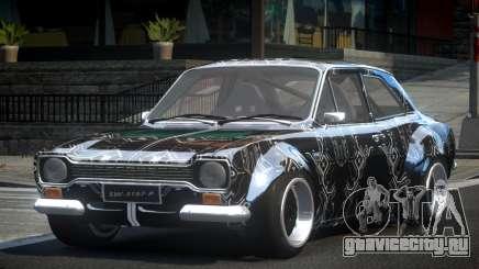 Ford Escort Urban Racing PJ5 для GTA 4