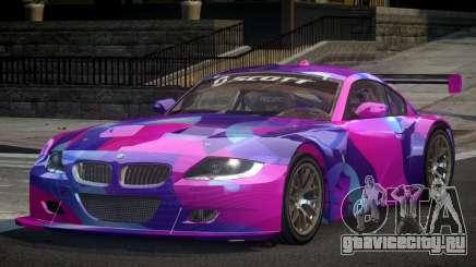 BMW Z4 BS Racing PJ6 для GTA 4
