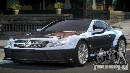 Mercedes-Benz SL65 GST V1.2 для GTA 4