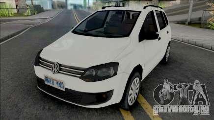 Volkswagen Spacefox 2014 для GTA San Andreas