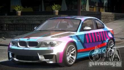 BMW 1M E82 GT L2 для GTA 4