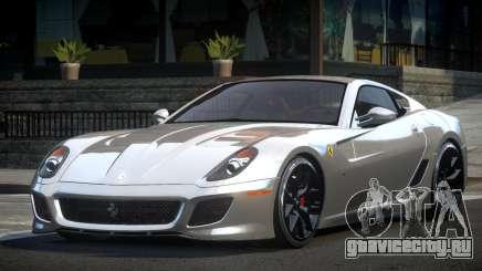 Ferrari 599 GST-R для GTA 4