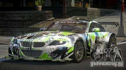 BMW Z4 BS Racing PJ4 для GTA 4