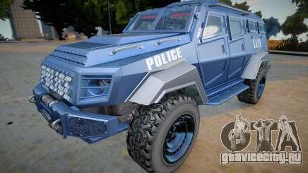 GTA V HVY Insurgent для GTA San Andreas