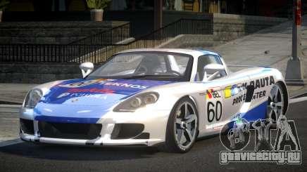 Porsche Carrera GT BS-R L7 для GTA 4