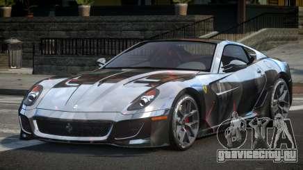 Ferrari 599 GST-R L3 для GTA 4