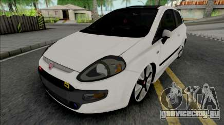 Fiat Punto Evo 2012 Sport для GTA San Andreas