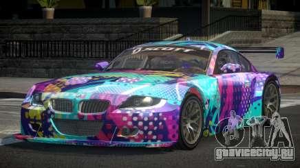BMW Z4 BS Racing PJ8 для GTA 4