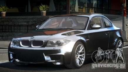 BMW 1M E82 GT для GTA 4
