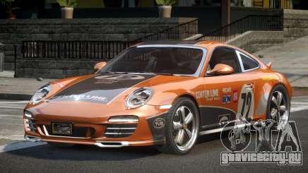 Porsche 911 GST-C PJ10 для GTA 4