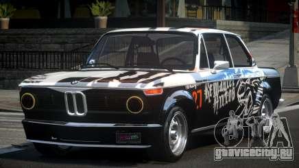 BMW 2002 70S L8 для GTA 4