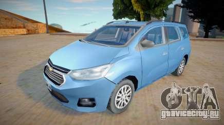 Chevrolet Spin 2019 - Improved для GTA San Andreas