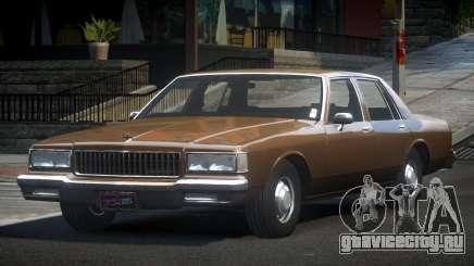 Chevrolet Caprice 80S для GTA 4