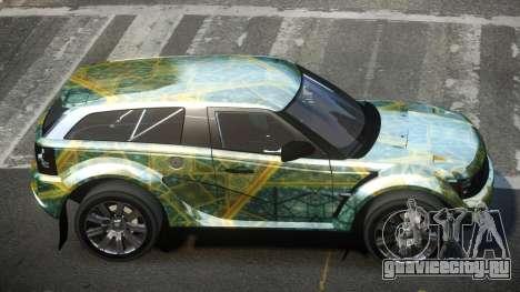 Land Rover Bowler U-Style L10 для GTA 4
