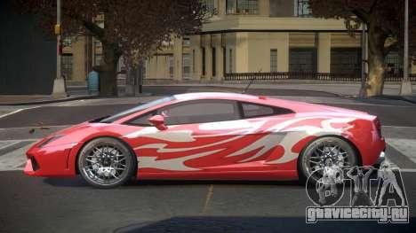 Lamborghini Gallardo Qz7 L5 для GTA 4