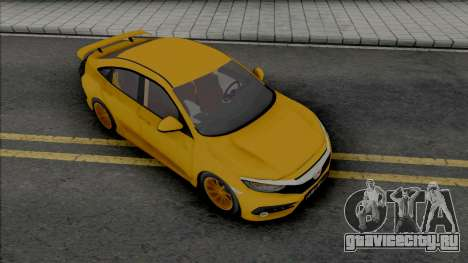 Honda Civic Si [IVF] для GTA San Andreas