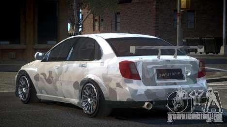 Chevrolet Lacetti SP-R L1 для GTA 4
