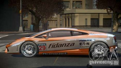 Lamborghini Gallardo Qz7 L10 для GTA 4