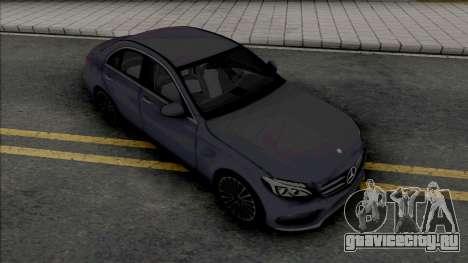 Mercedes-Benz C200 AMG W205 для GTA San Andreas