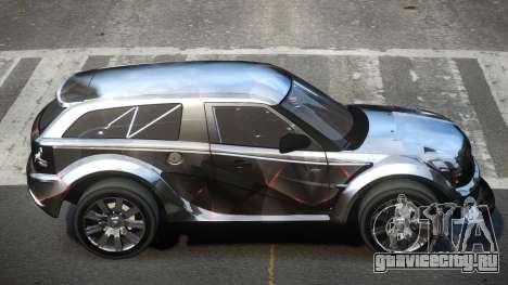 Land Rover Bowler U-Style L5 для GTA 4
