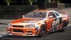 Nissan Skyline PSI Drift L5 для GTA 4