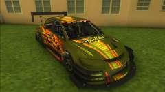 Mitsubishi Lancer Evolution VIII Time Attack для GTA Vice City